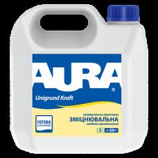 Aura Unigrund Kraft универсальный укрепляющий грунт 5л.