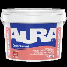 Aura Dekor Grund грунтовка под штукатурку 10л