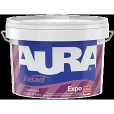 Aura Fasad Expo универсальная акриловая краска (матовая) 2,5л.