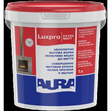 Aura Luxpro ExtraMatt (Аура люкспро Екстрамат) 1л