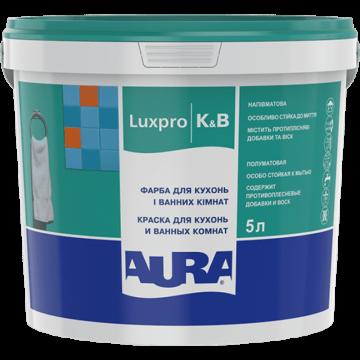 Aura Luxpro K&B (Аура Люкспро для кухні і ванни) 5л.