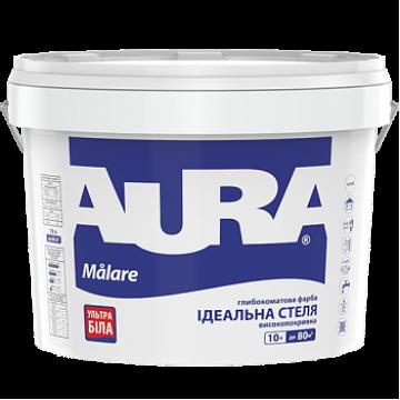 Aura Malare краска для потолков (глубокоматовая) 10л.