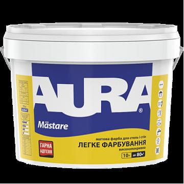 Aura Mastare краска для стен и потолков (глубокоматовая) 10л.