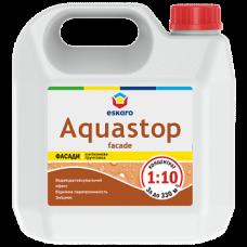 Eskaro Aquastop Facade 50 фасадный грунт (концентрат) 3л.