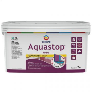 Eskaro Aquastop Hydro жидкая гидроизоляция для ванной комнаты, санузлов 7кг