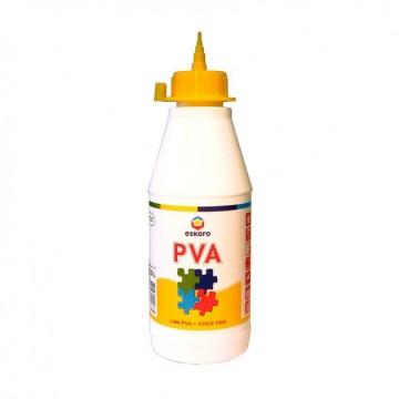 Eskaro PVA клей ПВА для внутренних работ 0,33л.