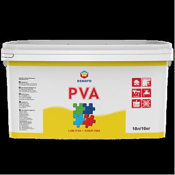 Eskaro PVA клей ПВА для внутренних работ 2,5л.
