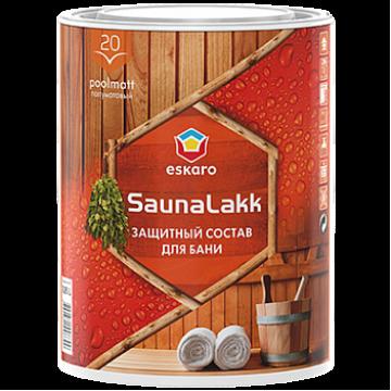 Eskaro Sauna lakk лак для бани 0,95л.