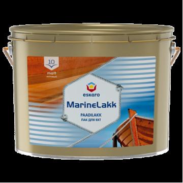 Eskaro Marine lak 10 уретан-алкидный лак для яхт 2,4л.