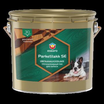 Eskaro Parketilakk SE 30, 60 уретан-алкидный лак для деревянных и бетонных полов 2,5 л.