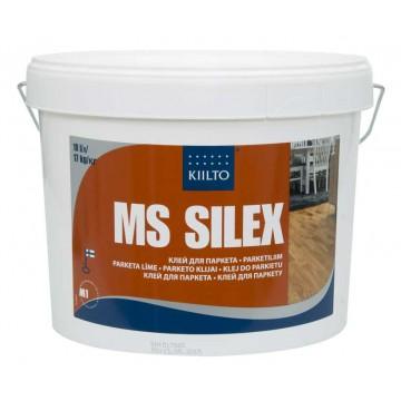 Клей силилмодифицированый Kiilto MS SILEX 17кг.