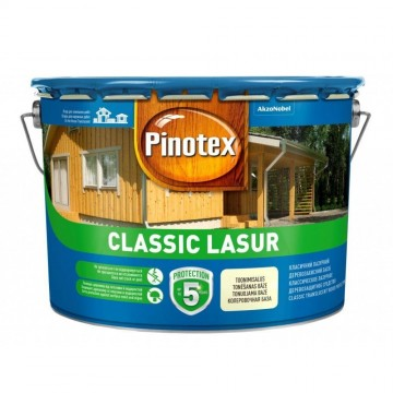 Pinotex Classic Lasur (Пинотекс Классик Лазурь) 10л