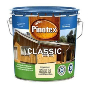 Pinotex Classic Lasur (Пинотекс Классик Лазурь) 3л