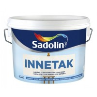 Sadolin Innetak (Садолин Иннетак) глубокоматовая краска для потолка 2,5л