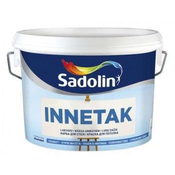 Sadolin Innetak (Садолин Иннетак) глубокоматовая краска для потолка 10л