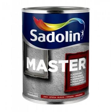 Sadolin MASTER 30, 90 (Садолин Мастер 30, 90) универсальная алкидная эмаль 1л