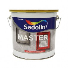 Sadolin MASTER 30, 90 (Садолин Мастер 30, 90) универсальная алкидная эмаль 10л
