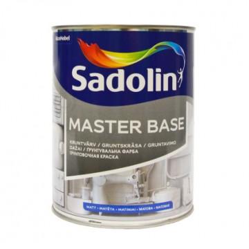 Sadolin Master Base (Садолин Мастер Бейс) грунтовочная краска 1л