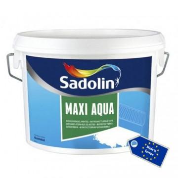 Sadolin Maxi Aqua (Садолин Макси Аква) влагостойкая шпаклевка 2,5л