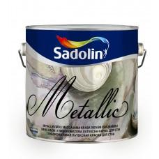 Sadolin METALLIC SILK краска металлик 1л