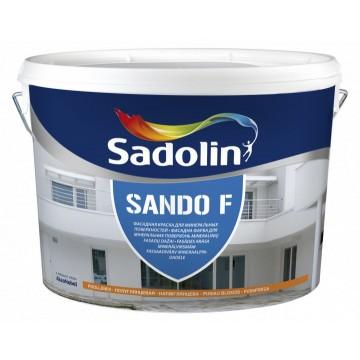 Sadolin Sando F (Садолин Сандо А)краска для фасада и цоколя 5л.