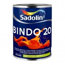 SADOLIN BINDO 20 (Садолин Биндо 20) водоэмульсионная краска 1л.