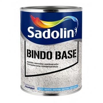 SADOLIN BINDO BASE (Садолин Биндо Бейз) водорастворимая грунт-краска 1л.