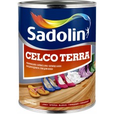 Sadolin CELCO TERRA 20,45,90 (Садолин Селко Тера 20, 45, 90) лак для пола 1л