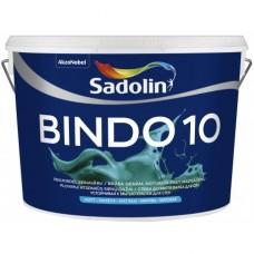 Sadolin Bindo 10 Стійка до миття фарба для стін 10л