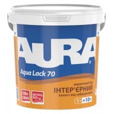 Aura Aqua Lack 70 акриловый лак для интерьеров 1 л