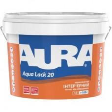 Aura Aqua Lack 20 акриловый лак для интерьеров 10 л