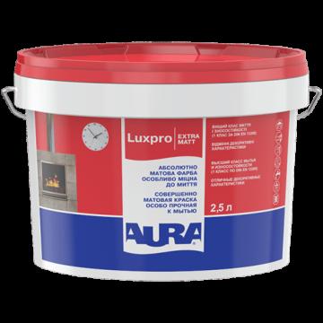 Aura Luxpro ExtraMatt (Аура люкспро Екстрамат) 2,5л