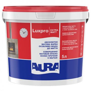 Aura Luxpro ExtraMatt (Аура люкспро Екстрамат) 5л