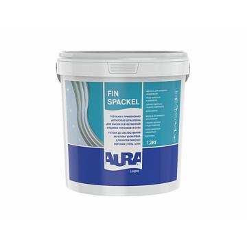 Aura Luxpro Fin Spackel (Аура Люкспро фин шпатель) 1,2 кг.
