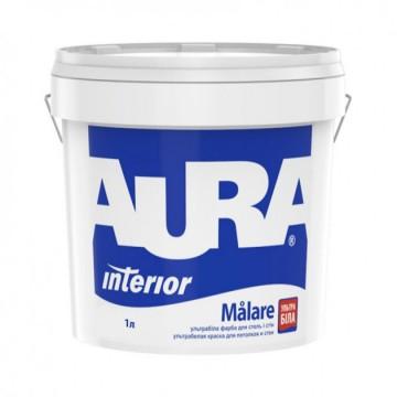 Aura Malare краска для потолков (глубокоматовая) 1л.