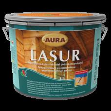 Aura Lasur декоративно-защитное средство для деревянных фасадов 9л.