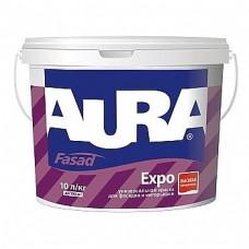 Aura Fasad Expo универсальная акриловая краска (матовая) 10л.