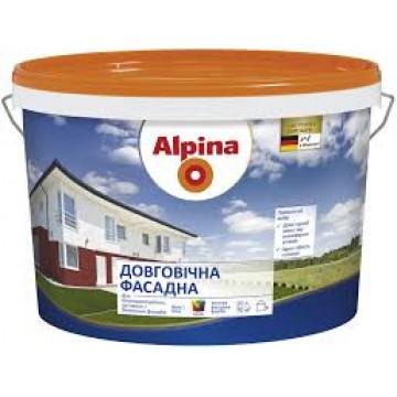 Alpina Довговічна для дерев'яних фасадів ( Alpina) 10 л