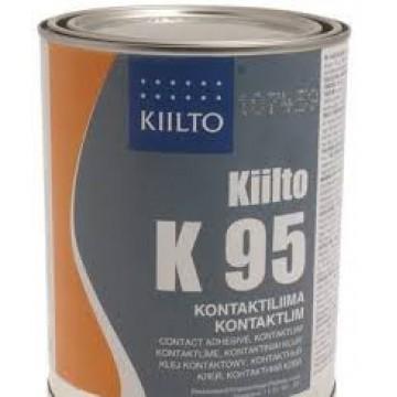 Контактный клей на основе растворителя Kiilto K95