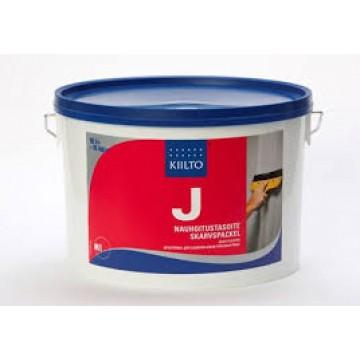 Шпатлевка для стен и потолков Kiilto KIILTO J 10л /16 кг