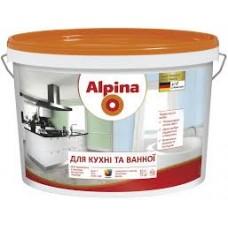 Alpina Кухня и Ванная 10 л