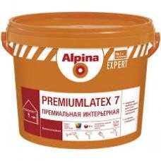Alpina Expert Premiumlatex 7 (Альпина премиумлатекс 7 ) 10 л