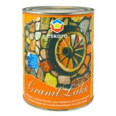 Eskaro Granit Lakk S лак для камня (полуматовый) 1 л.
