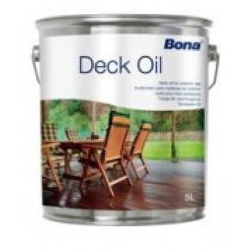 Bona Deck Oil (Бона Дек Ойл) масло для террас 5л