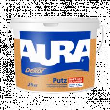 Aura Dekor Putz структурная штукатурка «барашек» 25 кг.