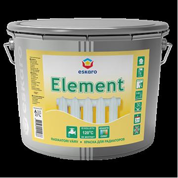 Eskaro Element краска для радиаторов 0,9 л.