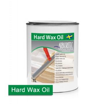 Масло с твёрдым воском Arboritec Hard Wax Oil 1л