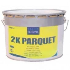 Двухкомпонентный полиуретановый клей Kiilto 2K PARQUET (Киллто Паркет)5,7кг